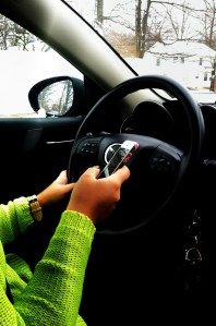 No text is worth the risk behind the wheel, experts warn. By Angela Lambinus, CCC Journalism Program