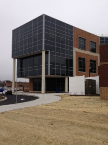 Nursing students can expect to take some of their classes in the newly constructed science building. By Alexandra Lilly, CCC Journalism Program