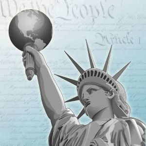 'Justice at War: A History of American Civil Liberties During Wartime' is a five-week course that will begin on Nov. 14 and end on Dec. 19. Photo illustration by Christian Berry, CCC Journalism Program