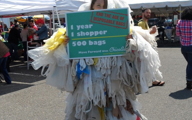 Recycle your bags!