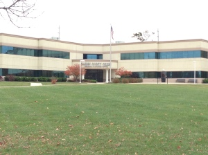Expedition Earth will take place at the Rohrer Center in Cherry Hill. By Kevin Boyle, CCC Journalism Program.