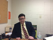 The job fair coordinator is Joe Pranzatelli. By Shanneece Harrison, CCC Journalism Program
