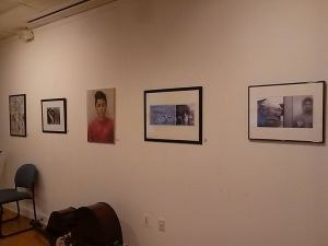 Marlin Gallery Gallery decorated with Student Art