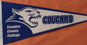Cougar pride is displayed throughout CCC.