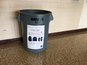 Camden County College is holding its annual coat drive. By Christopher Kitchen, CCC Journalism Program